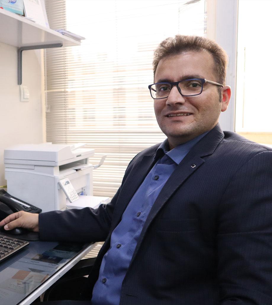 Ahmad Falahzadeh
