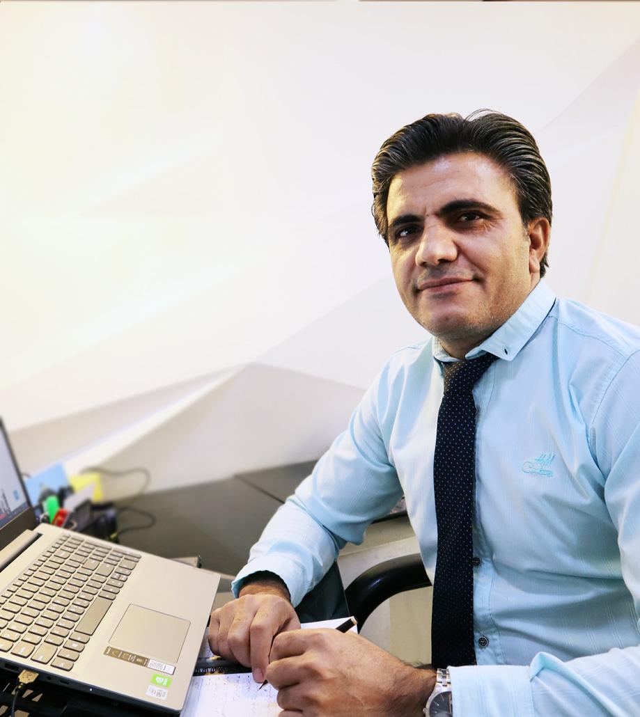 Mohammad Reza Alimardani